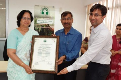 Awarded by TISS