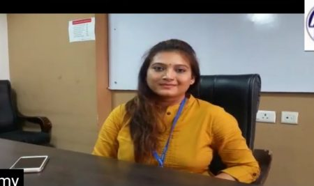 Sonam Sareen Sharing her experience of doing Digital marketing with TISS – Apar India